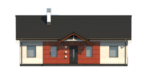 Фасад проекта Z241