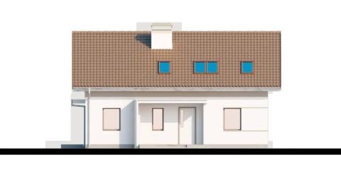 Фасад проекта Z244