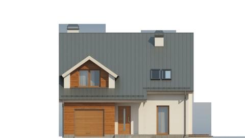 Фасад проекта Z246