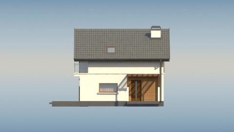 Фасад проекта Z248
