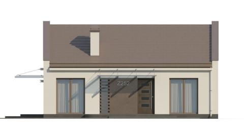 Фасад проекта Z252