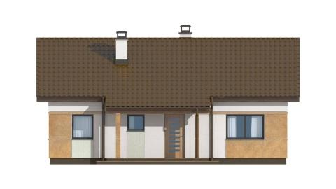 Фасад проекта Z253