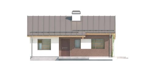 Фасад проекта Z262