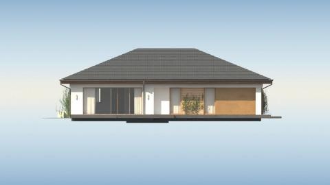 Фасад проекта Z268