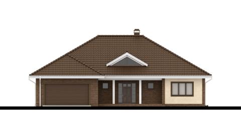 Фасад проекта Z26