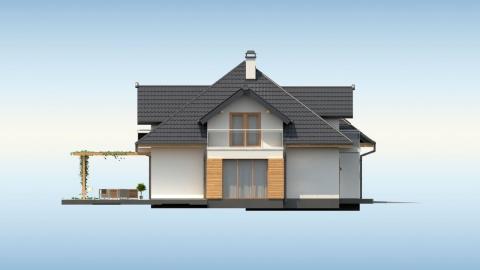 Фасад проекта Z270