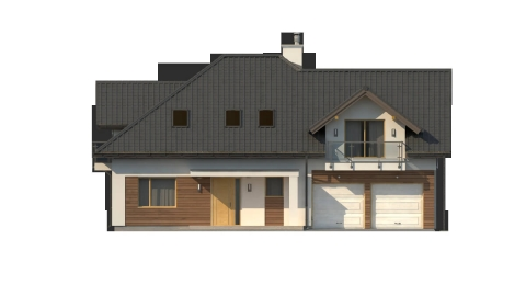 Фасад проекта Z272