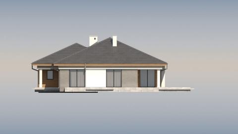 Фасад проекта Z281