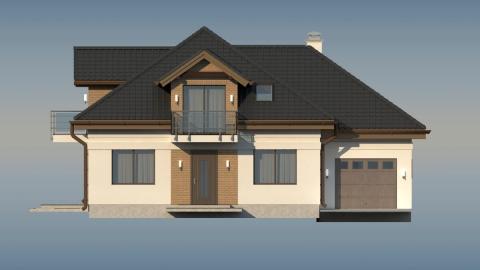 Фасад проекта Z283
