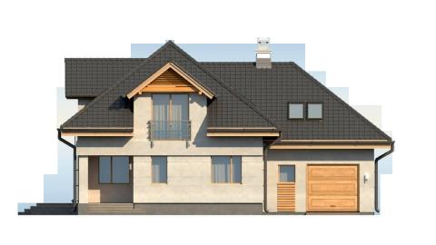 Фасад проекта Z284