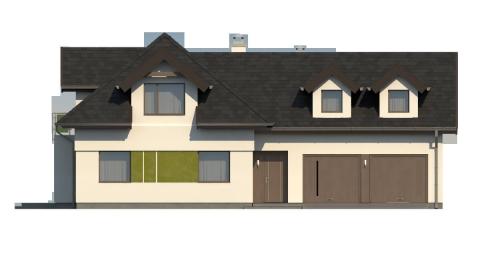 Фасад проекта Z286
