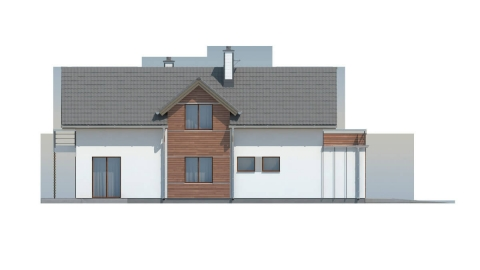Фасад проекта Z293