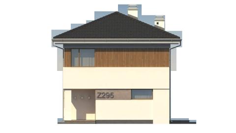 Фасад проекта Z295