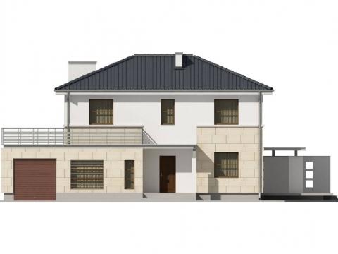 Фасад проекта Z29