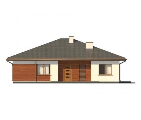 Фасад проекта Z321