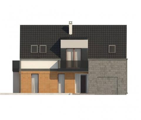 Фасад проекта Z322