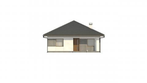 Фасад проекта Z328