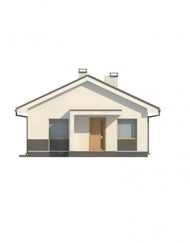 Фасад проекта Z329