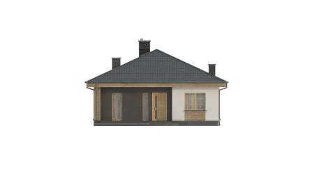 Фасад проекта Z348