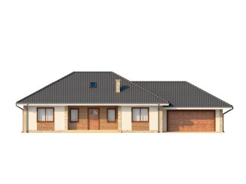 Фасад проекта Z35