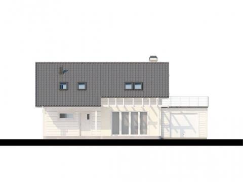 Фасад проекта Z36