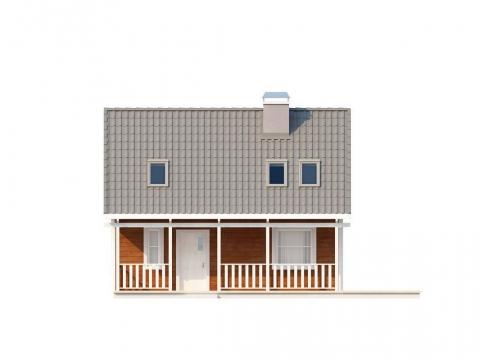Фасад проекта Z39