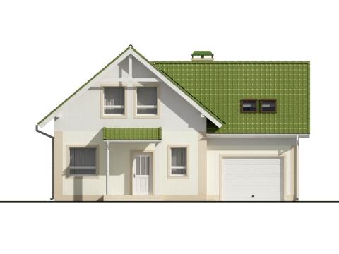 Фасад проекта Z43