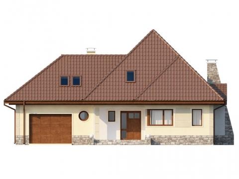 Фасад проекта Z48