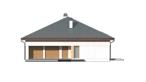 Фасад проекта Z51