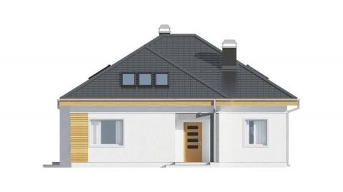 Фасад проекта Z54
