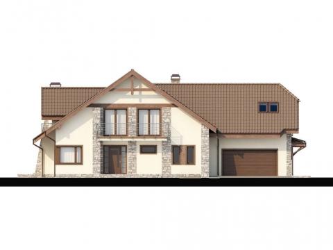 Фасад проекта Z59
