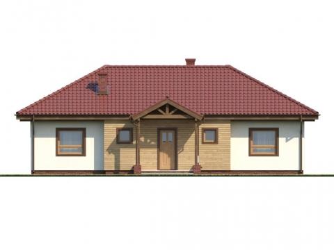 Фасад проекта Z5