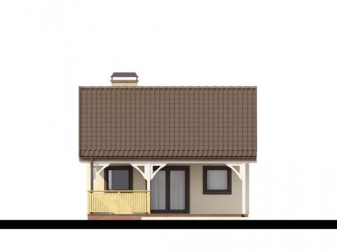 Фасад проекта Z60