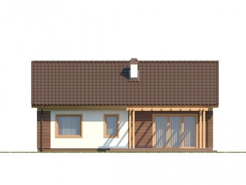 Фасад проекта Z61