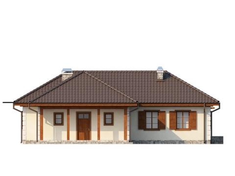 Фасад проекта Z6