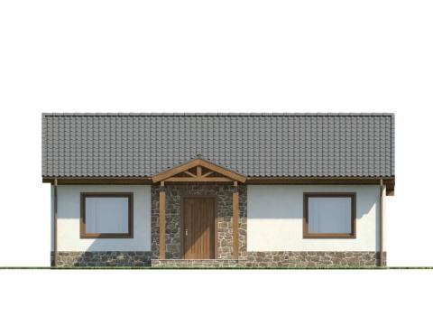 Фасад проекта Z72