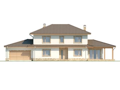 Фасад проекта Z74
