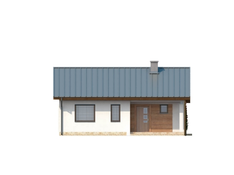Фасад проекта Z78