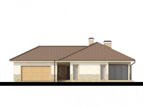 Фасад проекта Z80