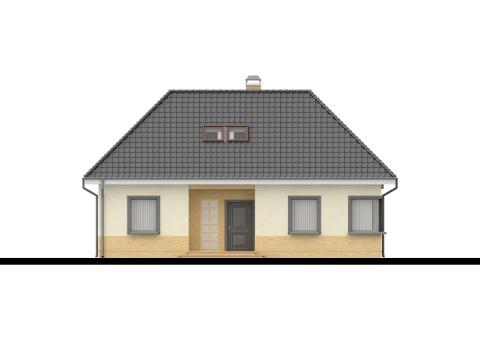 Фасад проекта Z84