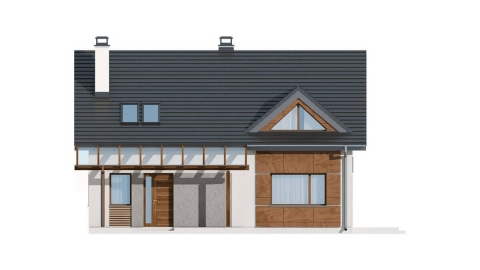 Фасад проекта Z89