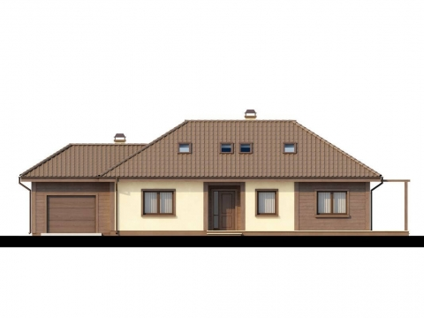 Фасад проекта Z90