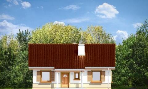 Фасад проекта Жабка