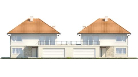 Фасад проекта Zb2