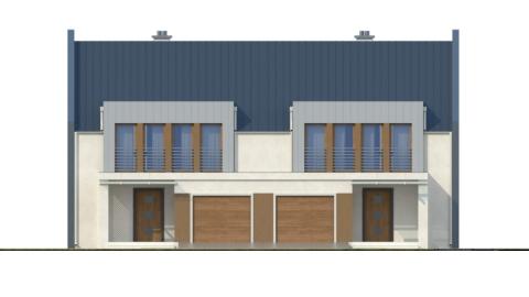 Фасад проекта Zb5