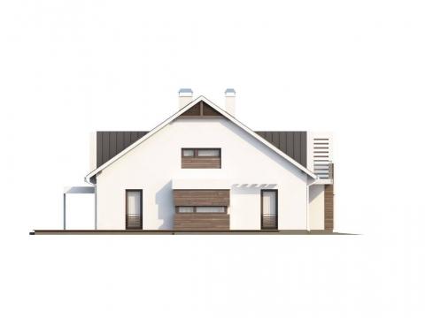 Фасад проекта Zb6