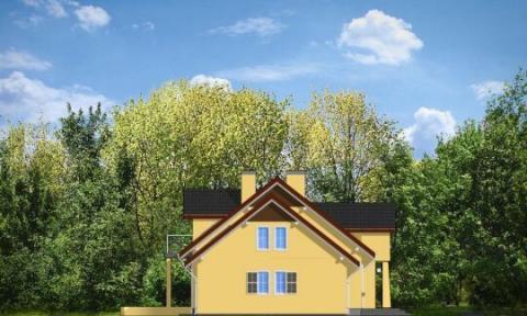 Фасад проекта Аккуратный-2