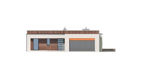 Фасад проекта Zx103