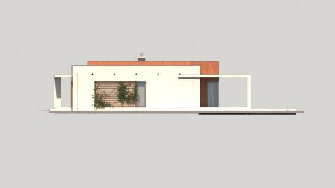 Фасад проекта Zx104