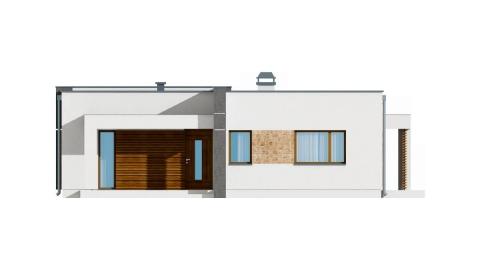 Фасад проекта Zx105
